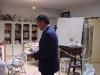 antonio-tajani-nello-studio-di-de-chirico